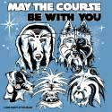 May The Course Be With You (Space Dog version)